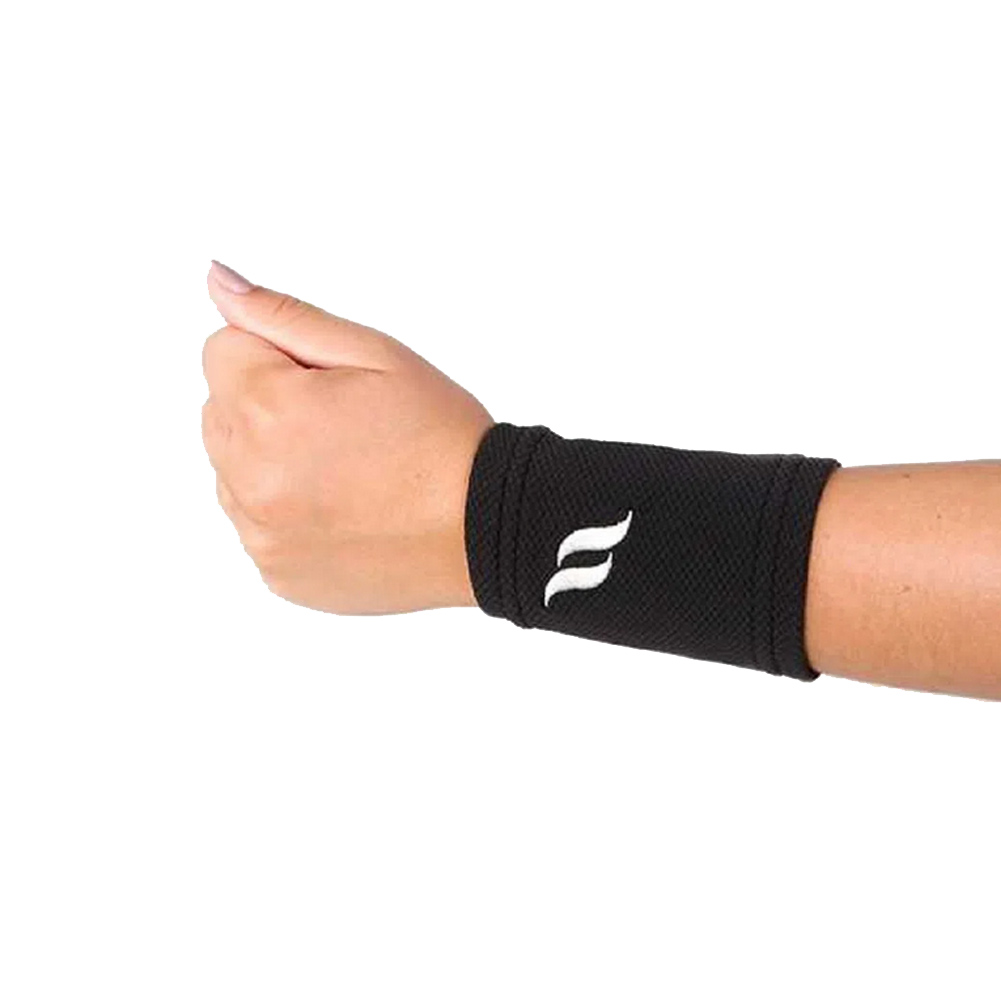 BACK ON TRACK Black Physio Wrist Brace (130700)