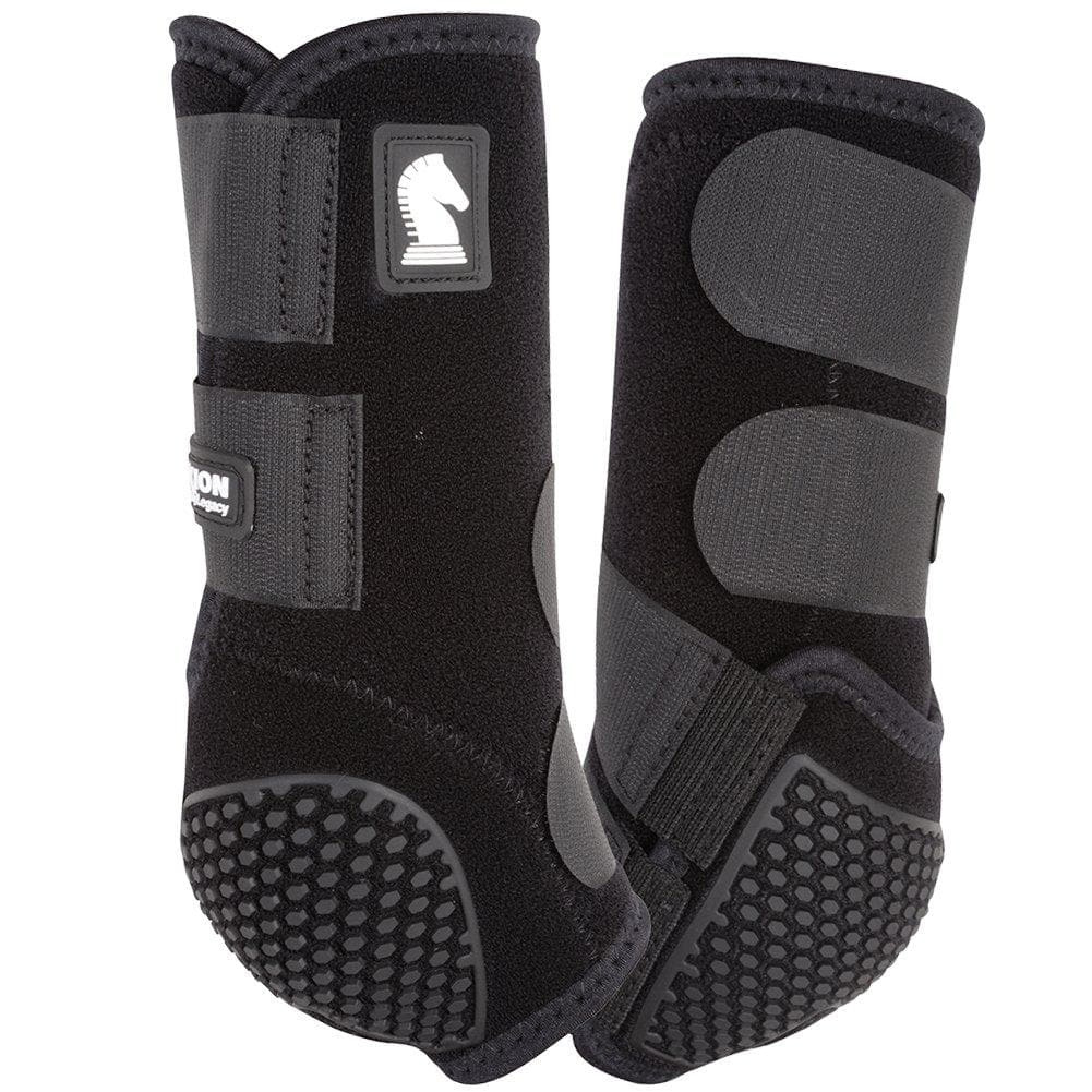 CLASSIC EQUINE Flexion by Legacy2 Front Support Boots