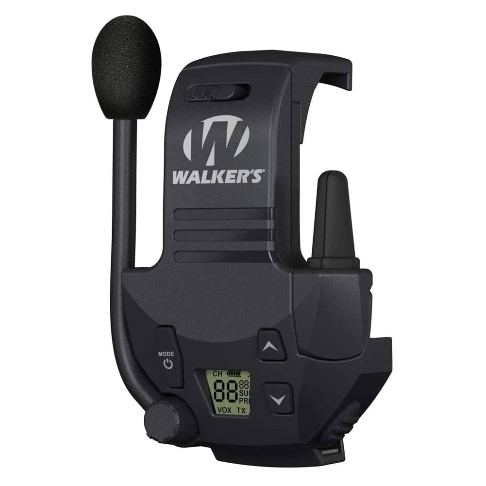 WALKER'S GAME EAR Razor Walkie Talkie Attachment (GWP-RZRWT)