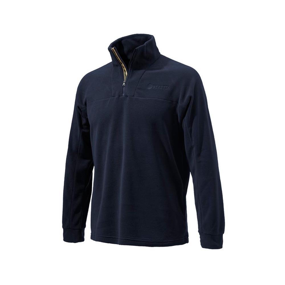 BERETTA Men's Half Zip Fleece Pullover