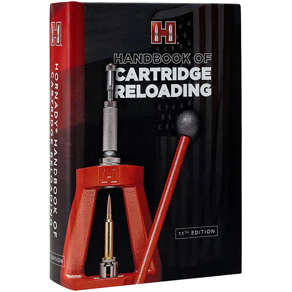 HORNADY 11th Edition Handbook Of Cartridge Reloading (99241)