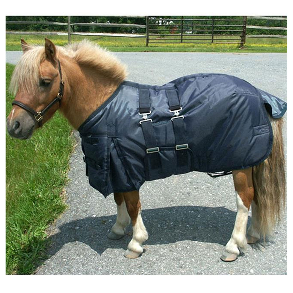 INTREPID INTERNATIONAL Miniature Horse Turn Out Blanket with Belly Band