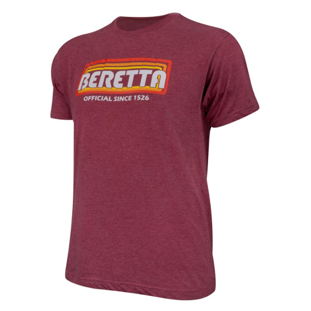 BERETTA Men's Retro Bloq T-Shirt