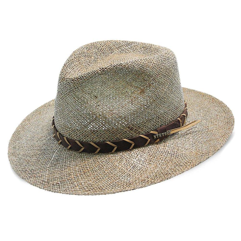 STETSON Women's Alder Wheat Straw Hat (OSALDR-203005)