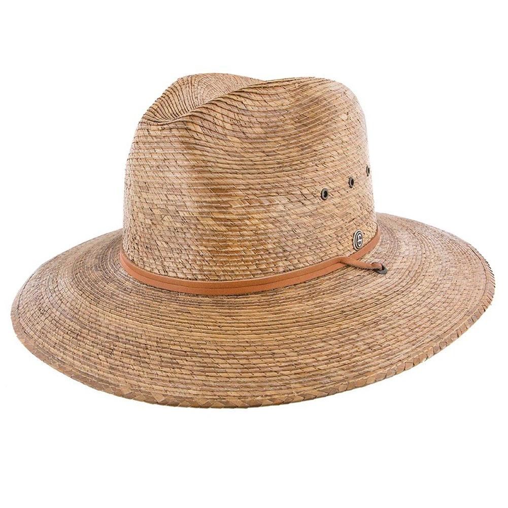 STETSON Men's Rustic Sand Straw Hat (SSRSTC-223479)