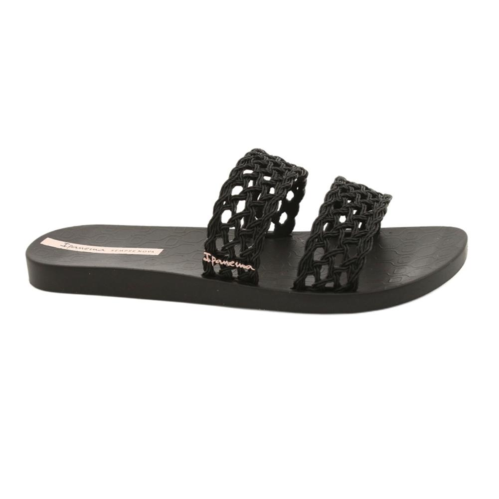 IPANEMA Women's Renda Black Sandals (26506-001)