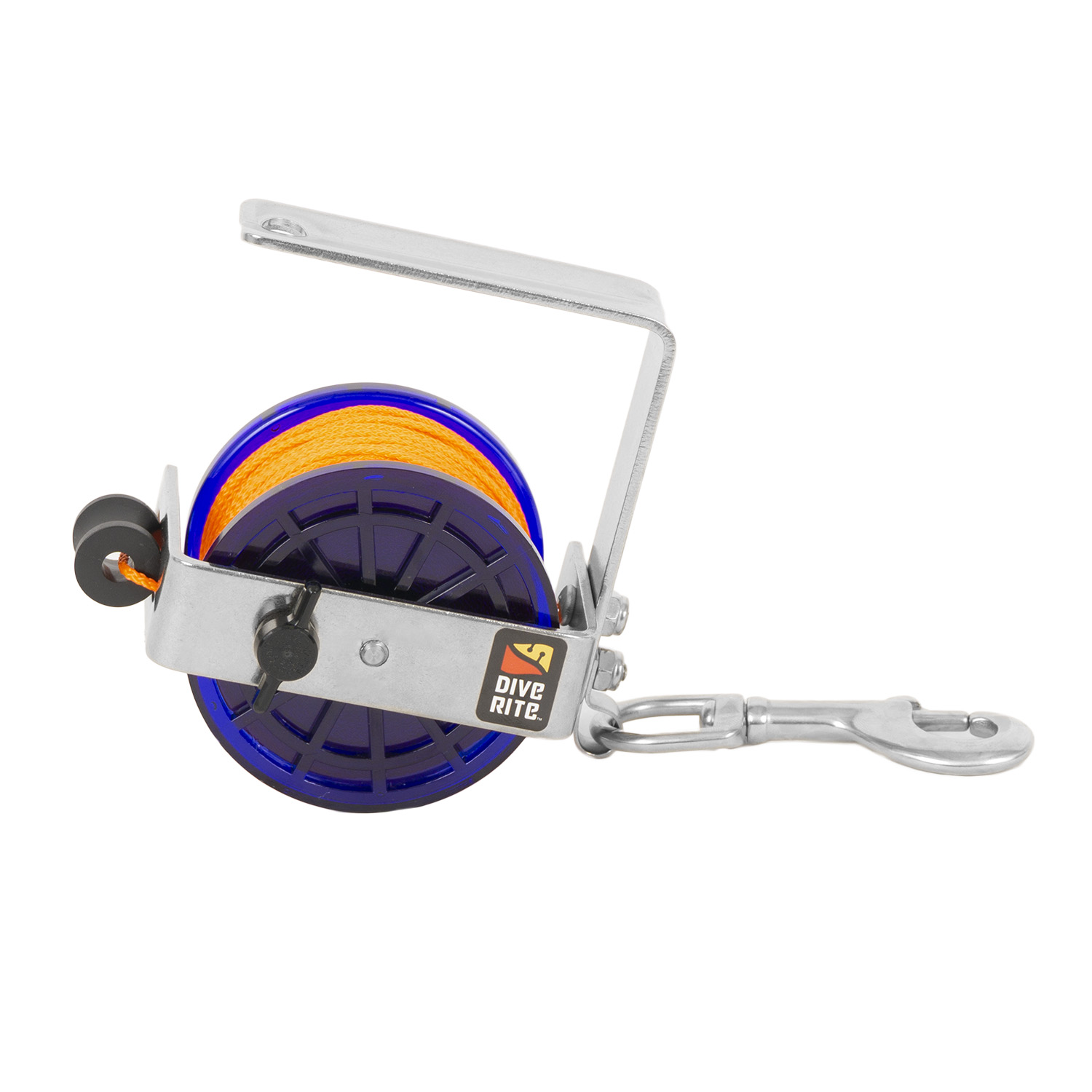 DIVE RITE Classic 140ft Line Safety/Cavern Reel