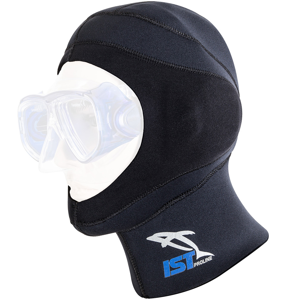 IST 5mm Neoprene Hood Special Deisgn For Pro-Ear Mask (HD6)