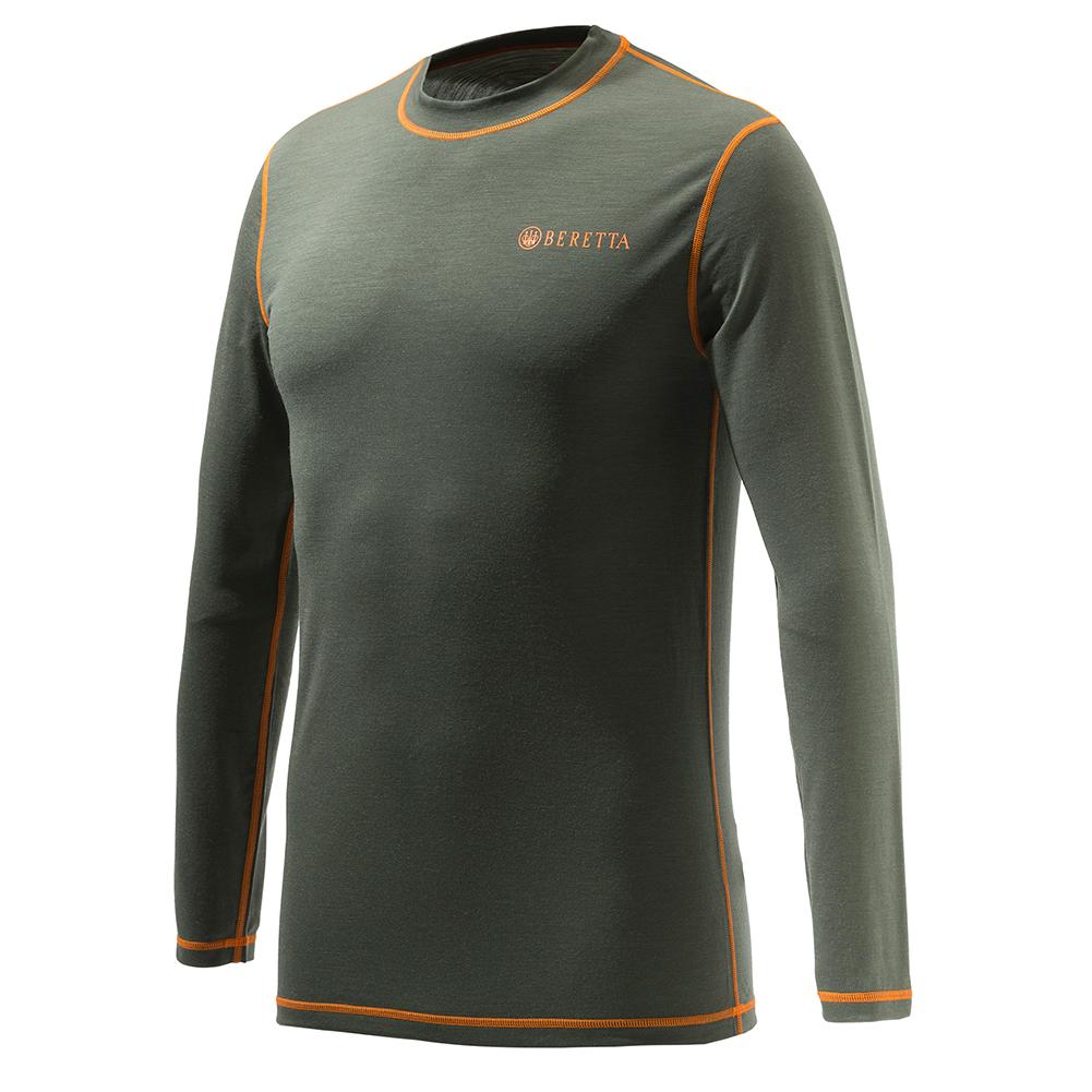 BERETTA Men's Merino Base LS T-Shirt (IM201T19690715)
