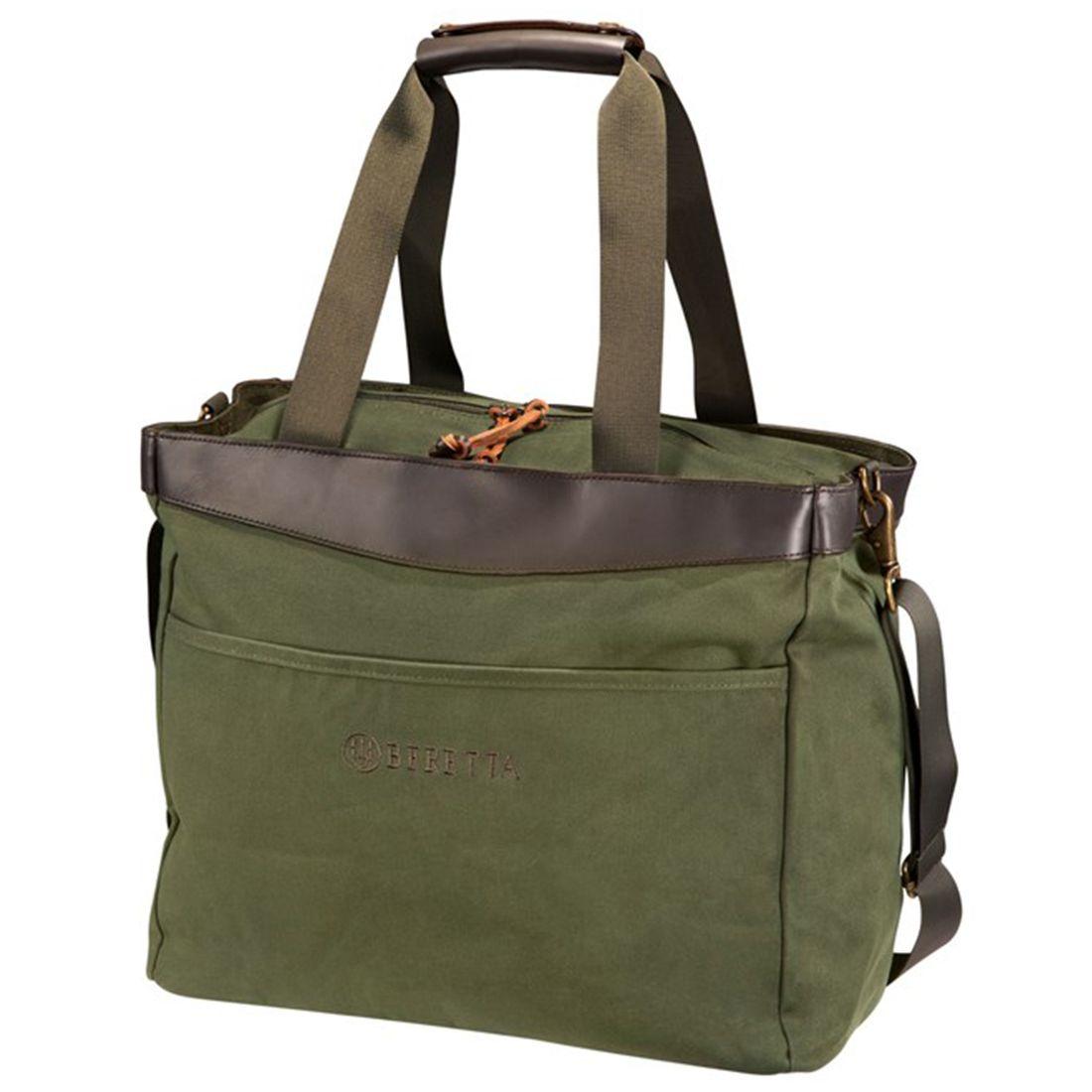BERETTA Waxwear Large Tote Bag