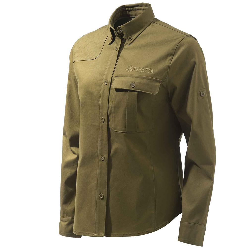 BERETTA Women's TM  Field Long Sleeve Shirt