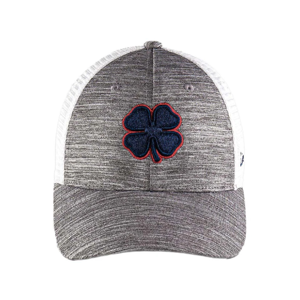 BLACK CLOVER Perfect Luck 1 Charcoal Hat (BC0PL00061)