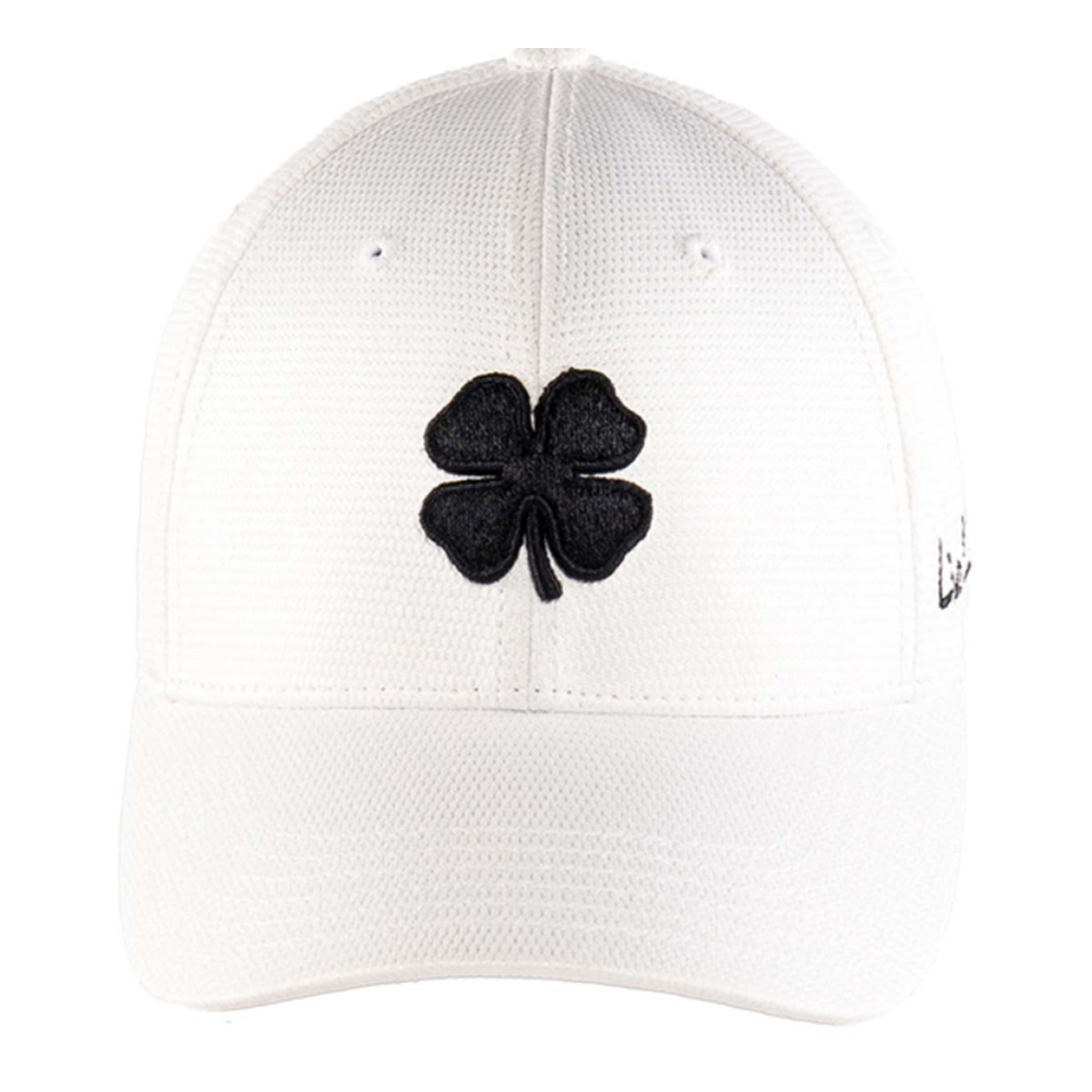 BLACK CLOVER Pro Luck Pearl White Hat (BC0PLP0061)