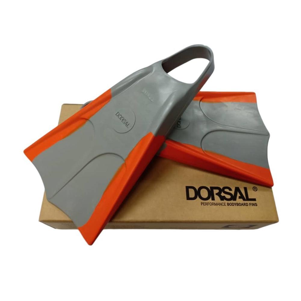 DORSAL Bodyboard Floating Swimfins (Flippers)