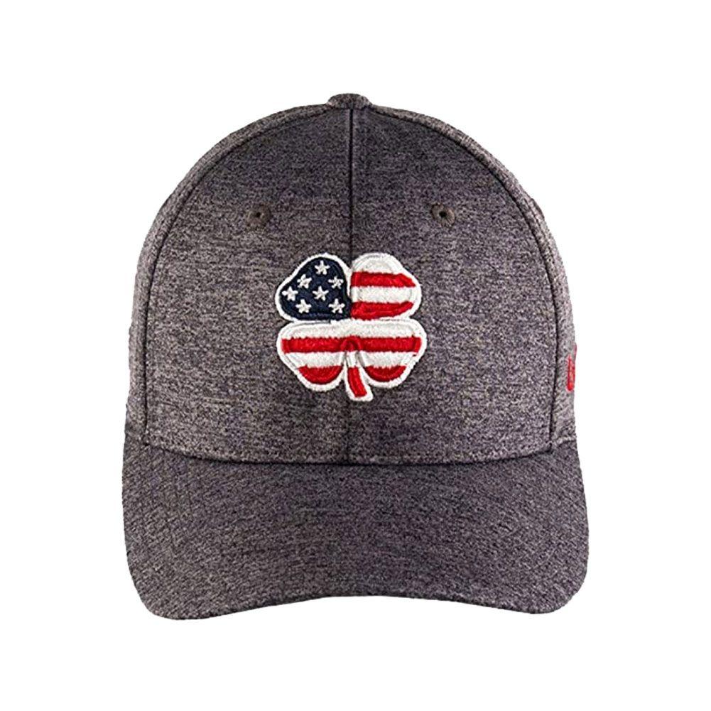 BLACK CLOVER USA Flag Heather Hat (BC00US0061)