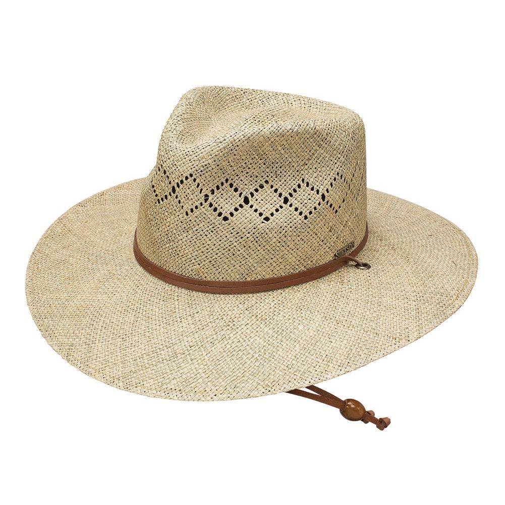 STETSON Terrace Wheat Cowboy Hat (OSTERR-403405)