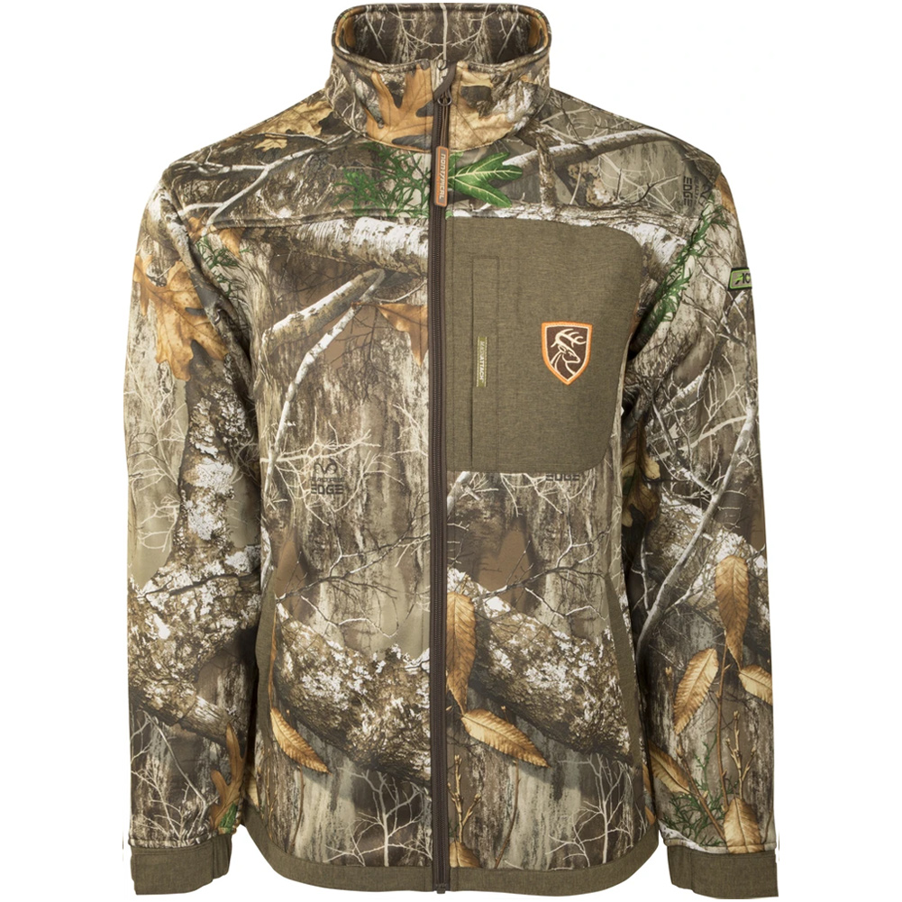 DRAKE Endurance Full Zip Jacket with Agion (DNT3002)