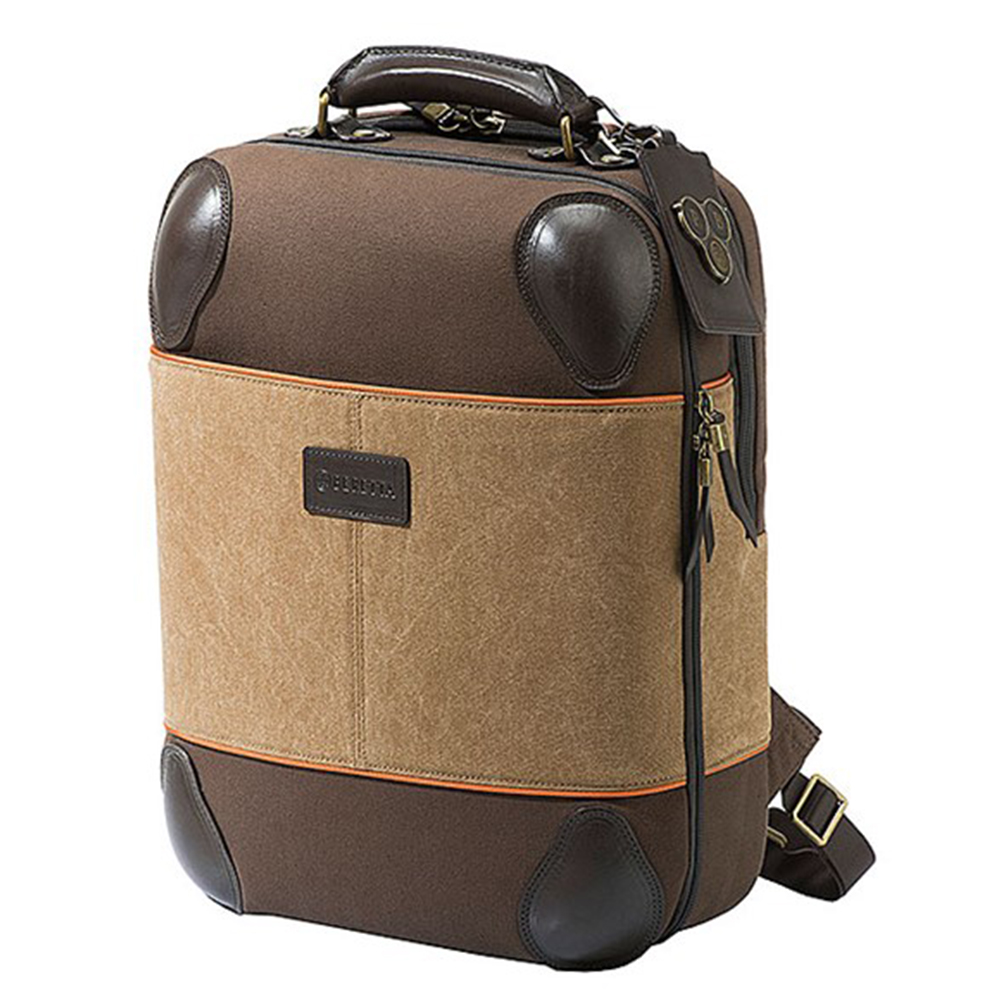 BERETTA TWB Canvas And Leather Backpack (BS531T14200833)
