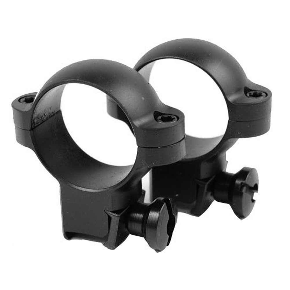 BURRIS 1in High Rimfire and Airgun Riflescope Rings (420076)
