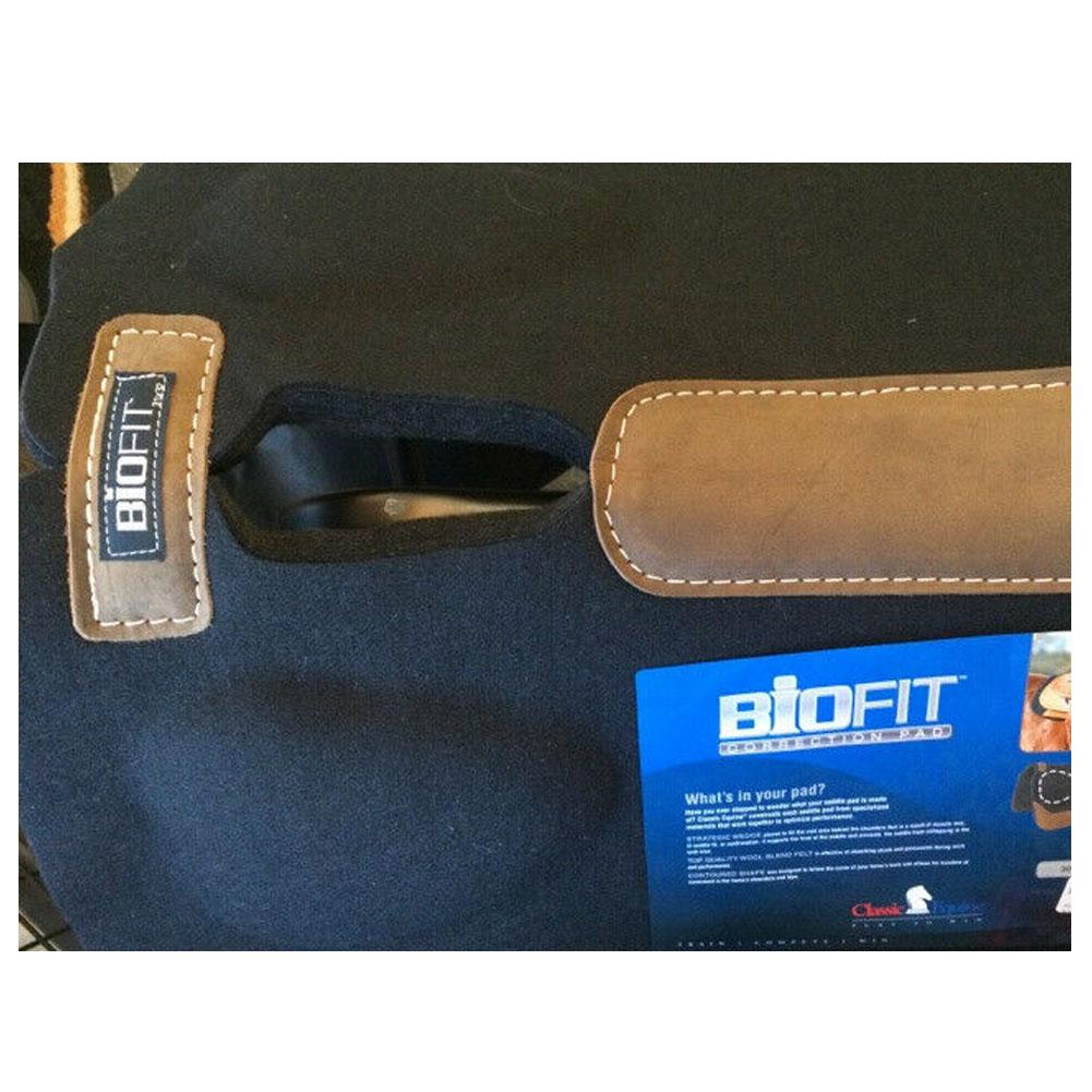 CLASSIC EQUINE BioFit Correction Black Pad