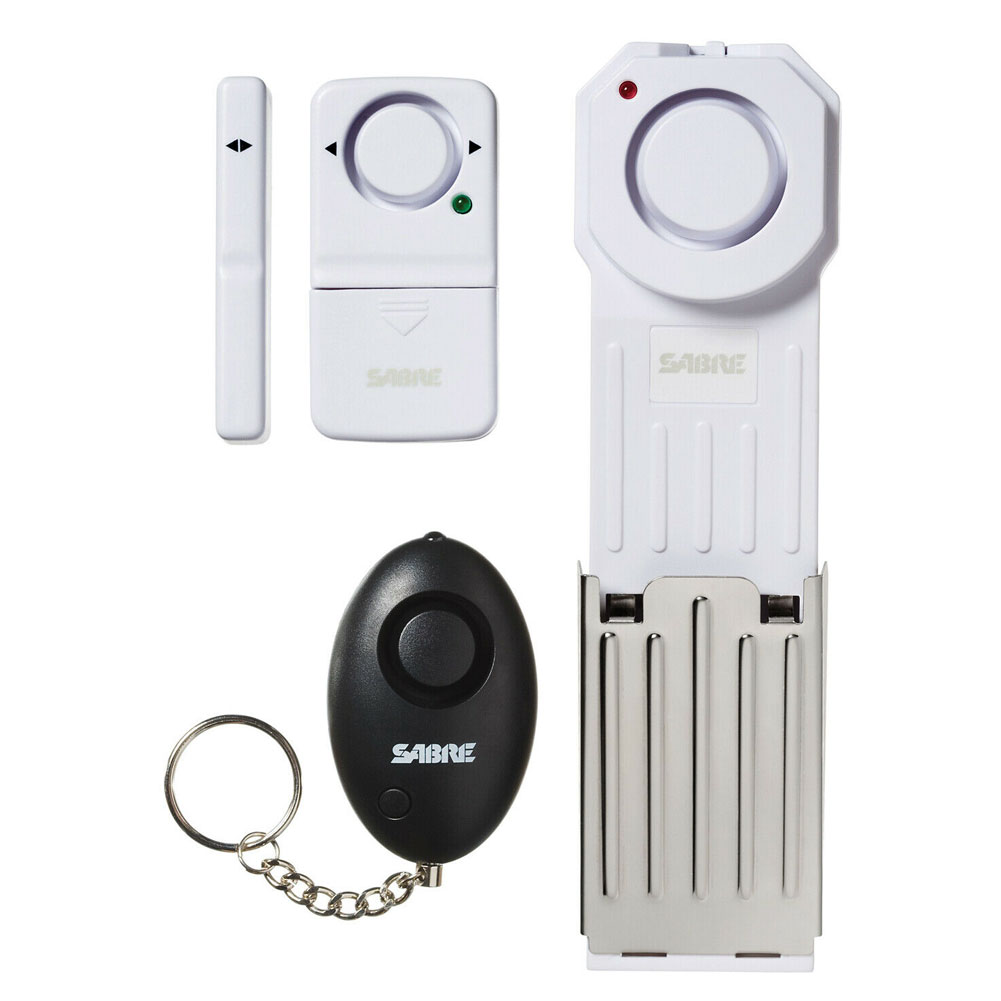 SABRE Home Security Personal Safety Kit (HS-DAK)